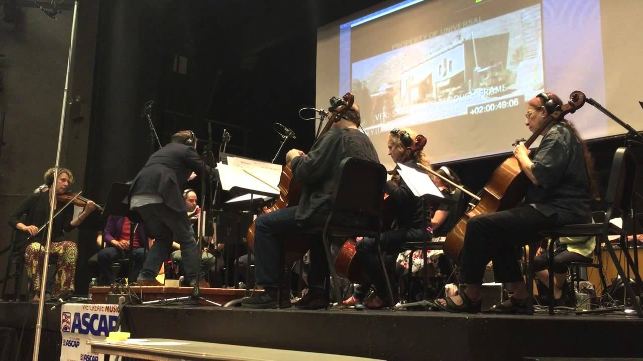 2015 NYU ASCAP Film Scoring Workshop
