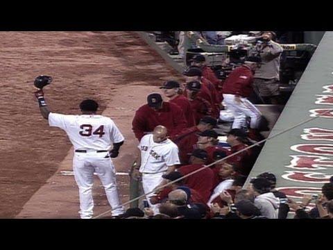 MIN@BOS: Papi sets Red Sox single-season homer record