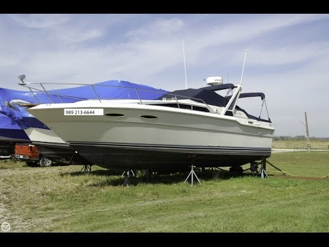 UNAVAILABLE Used 1987 Sea Ray 300 Sundancer In Standish Michigan
