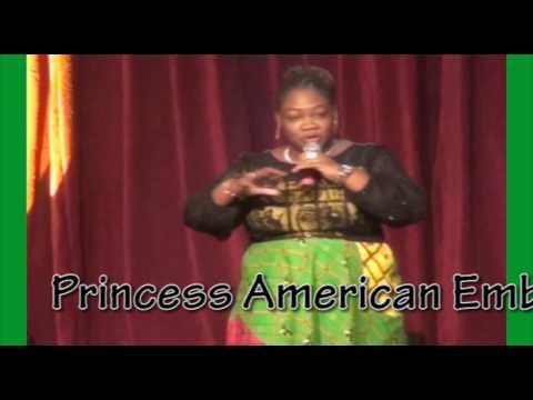 """Princess American Embassy Escapade @ Lagos at 50 """"World Laughter Day 2017"""""""