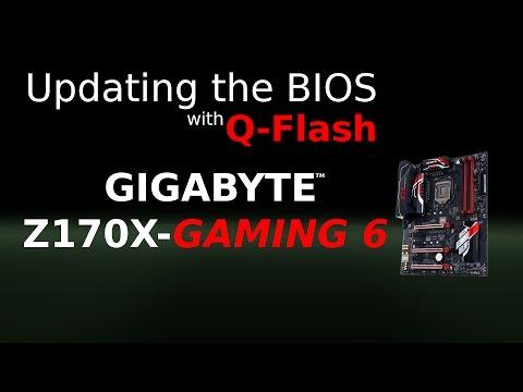 Updating The BIOS Using Q-Flash