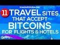Bitcoin Travel - YouTube
