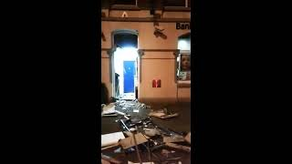 Chaotic scenes in Kells after double bank ATM robbery