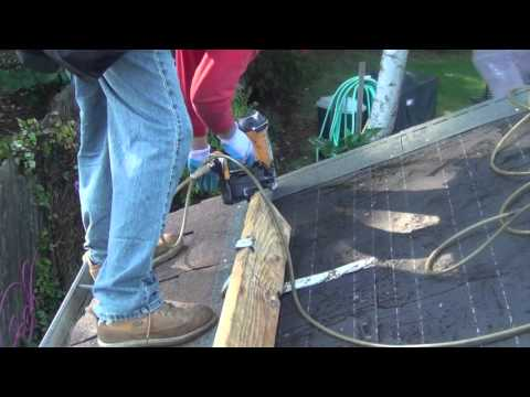 Roof Replacement Process