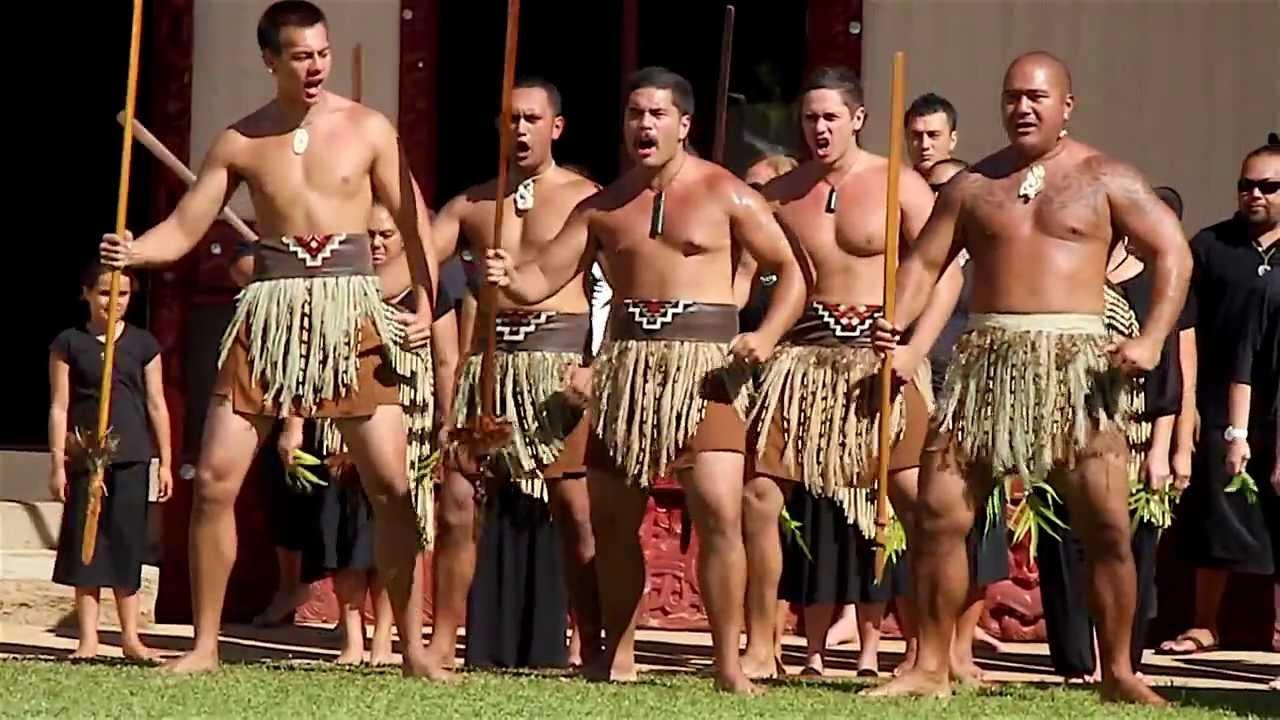 Maori Dancers: Tearohanui Maori Company Returns To PCC, 8/30/13