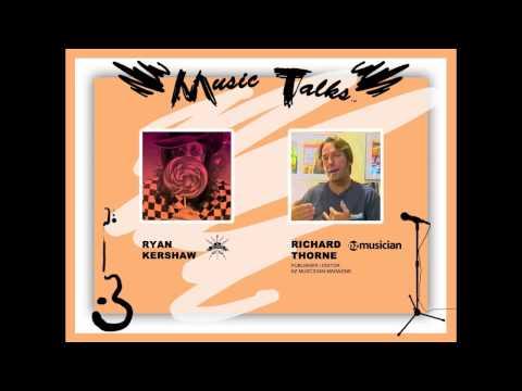 Music Talks NZ #4 - Interview with Editor of NZ Musician Magazine