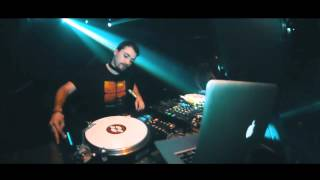 Dj Murphy vs A.Professor @ Techno Flash Festival 2015 (10 min videoset)
