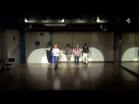 4MINUTE - 오늘 뭐해 (Whatcha Doin' Today) (Choreography Practice Video: Girls Only)