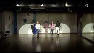 4MINUTE - 오늘 뭐해 (Whatcha Doin' Today) (Choreography Practice Vi...
