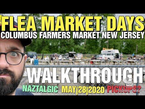 Flea Market Days #196 | IT'S OPEN LETS HUNT?