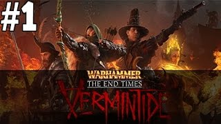 Warhammer: End Times - Vermintide Gameplay #1