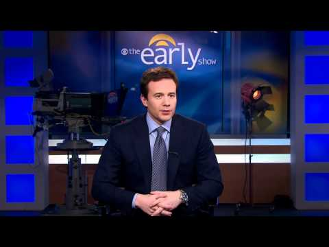 """""""Question and Anchor"""" with Jeff Glor"""