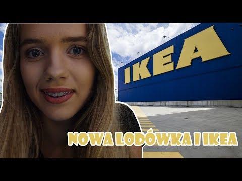 Nowa lodówka i IKEA || Co robię po szkole? #13 VLOG