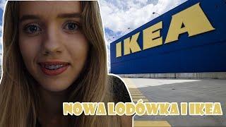 Nowa lodówka i IKEA    Co robię po szkole? #13 VLOG