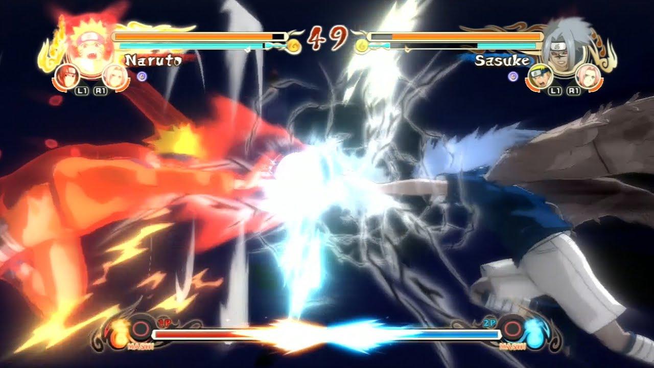 naruto ultimate ninja storm - photo #15