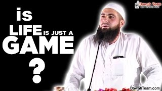 Is Life is Just a Game ? ᴴᴰ ┇Mohammad Hoblos┇ Dawah Team