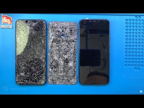 Huawei Mate 20 Lite Ekran Ve Arka Cam Kapak Değişimi 🇹🇷