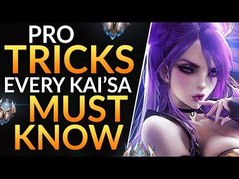 Saber's Kaisa Mechanics Guide