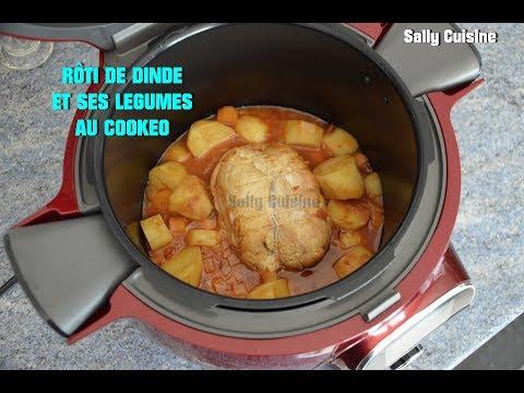 rÔti-de-dinde-et-ses-legumes-au-cookeo-|-sally-cuisine-{episode-22}