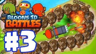 strongest balloons ever   bloons td battles gameplay walkthrough part 3