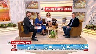 У гостях Сніданку - актори серіалу