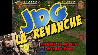 JDG la Revanche - Astérix et Obelix contre César