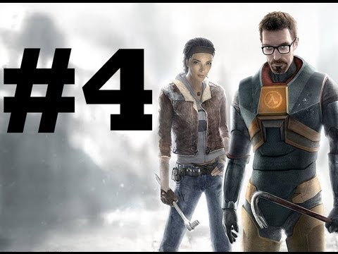 Half-Life 2 Chapter 4 Water Hazard Walkthrough - No Commentary/No Talking