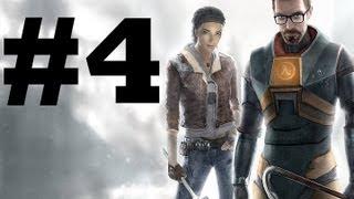 Half-Life 2 Chapter 4 Water Hazard Walkthrough - No Commentary/No Talking
