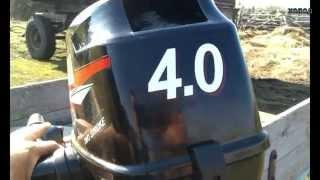 видео Купить лодочный мотор Hangkai