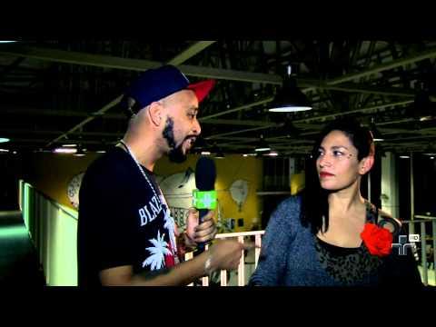 Show Ana Tijoux - Manos E Minas