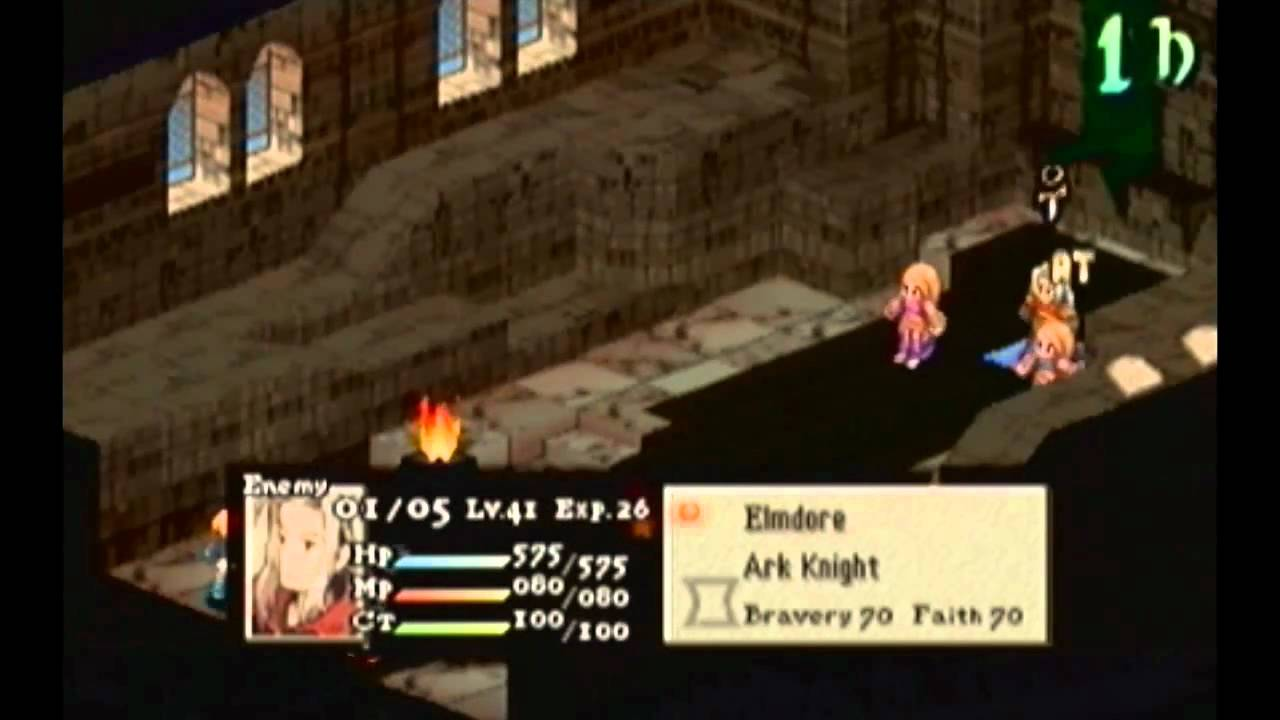 Final Fantasy Tactics Ultima Learning FAQ for PlayStation ...
