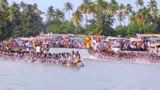 Nehru Trophy Boat Race 2015 one days full visuals in 35 min HD