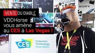vuclip VDD Horse vous conduit au CES 2017 de Las Vegas