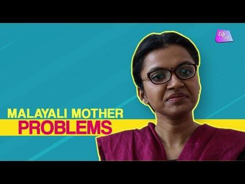 Malayali Mother Problems | Every Mallu Mother Ever | Mallu Families