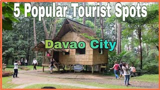 5 Popular Tourist Attractions in Davao City
