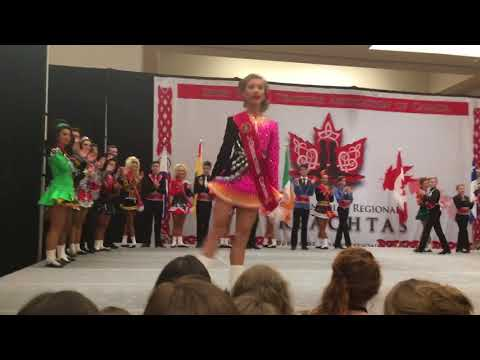 Eastern Canadian Oireachtas 2017 Parade of Champions