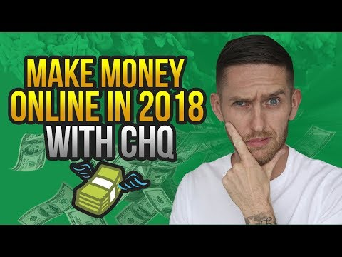 How To Make Money Online In 2018 With CommerceHQ - Working From Home - Ecommerce 2018