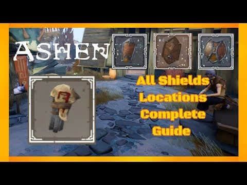 ASHEN - All Shields Locations Complete Guide thumbnail