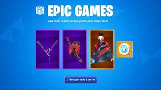 *NEW* *FREE* START PACK IN FORTNITE! HOW TO GET THE FREE START PACK SEASON 10!