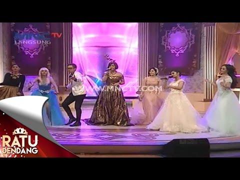 """Iis Dahlia Feat. Erie Suzan """" Kereta Malam """" - Ratu Dendang (4/11)"""