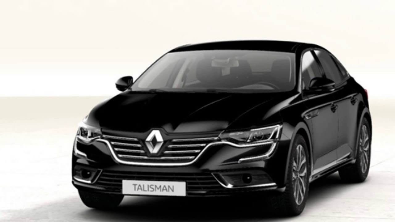 the luxury 2018 renault talisman limited new youtube. Black Bedroom Furniture Sets. Home Design Ideas