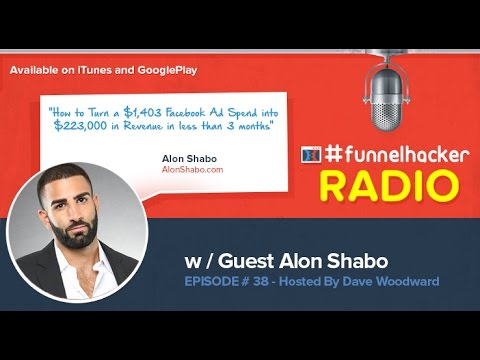 Alon Shabo, How to Turn a $1,403 Facebook Ad Spend into $223,000 in Revenue in Less Than 3 Months