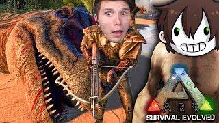 Dieser Dino ist größer als ein HOCHHAUS & wir zähmen ihn! ☆ ARK: Survival Evolved #17