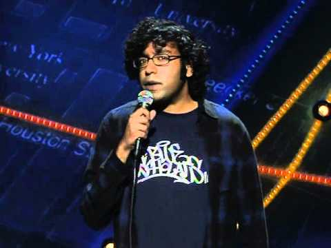 Hari Kondabolu at John Oliver's NY Stand-Up