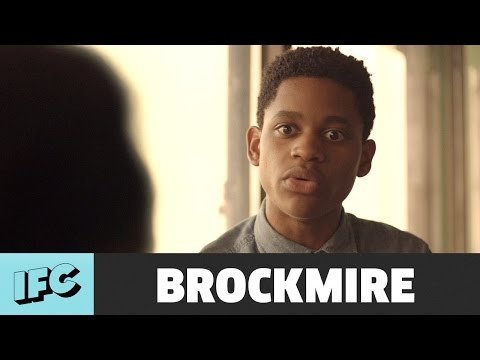 Brockmire  'Not Gay, Just Nerdy'    IFC
