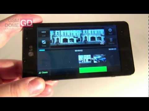 LG Optimus 3D Max video review (Full HD) - GSMDome.com