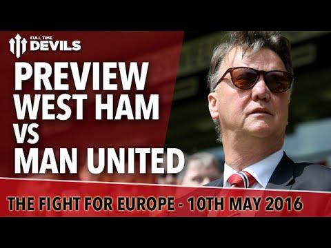 West Ham United vs Manchester United | PREVIEW | Premier League