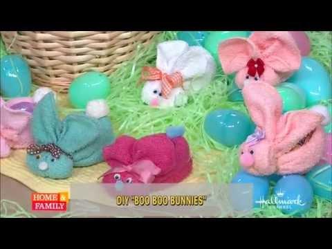 Tanya Memme DIY: How to make Boo Boo Bunnies!