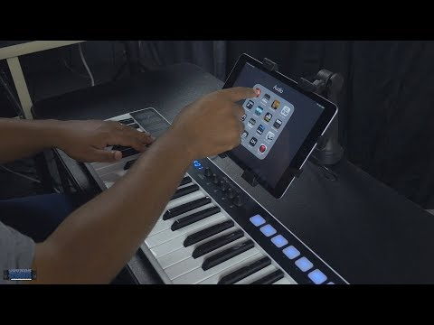 iPad as a Sound Module - 15 Dope iOS Instrument Apps!