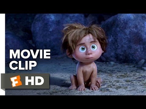 The Good Dinosaur Movie CLIP - Family...